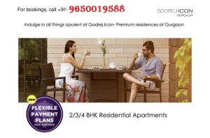 Godrej Icon Gurgaon | Godrej Icon Sector 88a Gurgaon